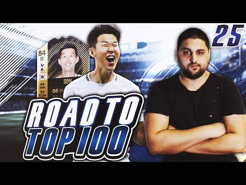 SONALDO IS BACK!!FIFA 18 Road To Top 100[25]