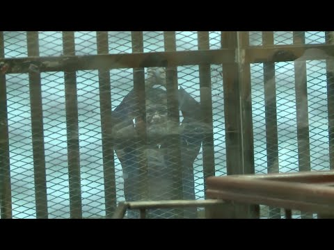 Egyptian Court Upholds Morsi's Death Sentence