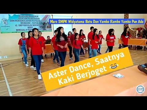Aster Dance & Yamko Rambe Yamko SMPK Widyatama Batu :)