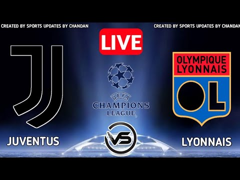 Juventus vs. Lyon score: Live UEFA Champions League updates as ...