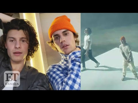 Shawn Mendes, Justin Bieber Talk 'Monster'