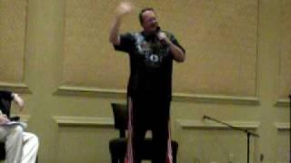 Jim Cornette - Slapping Santino Marella
