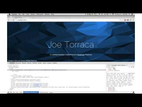 API Documentation Thingy