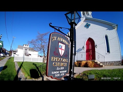 Palm Sunday 2017 St Andrew's Episcopal Church Clear Spring MD