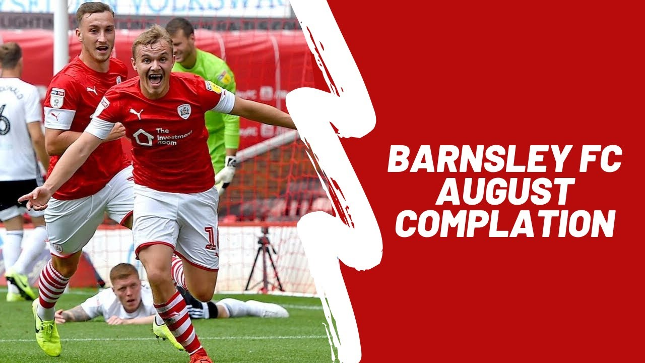 Barnsley FC August compilation