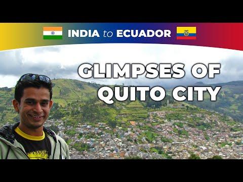 Travel Vlog: Andean Rhapsody - Quito, Ecuador