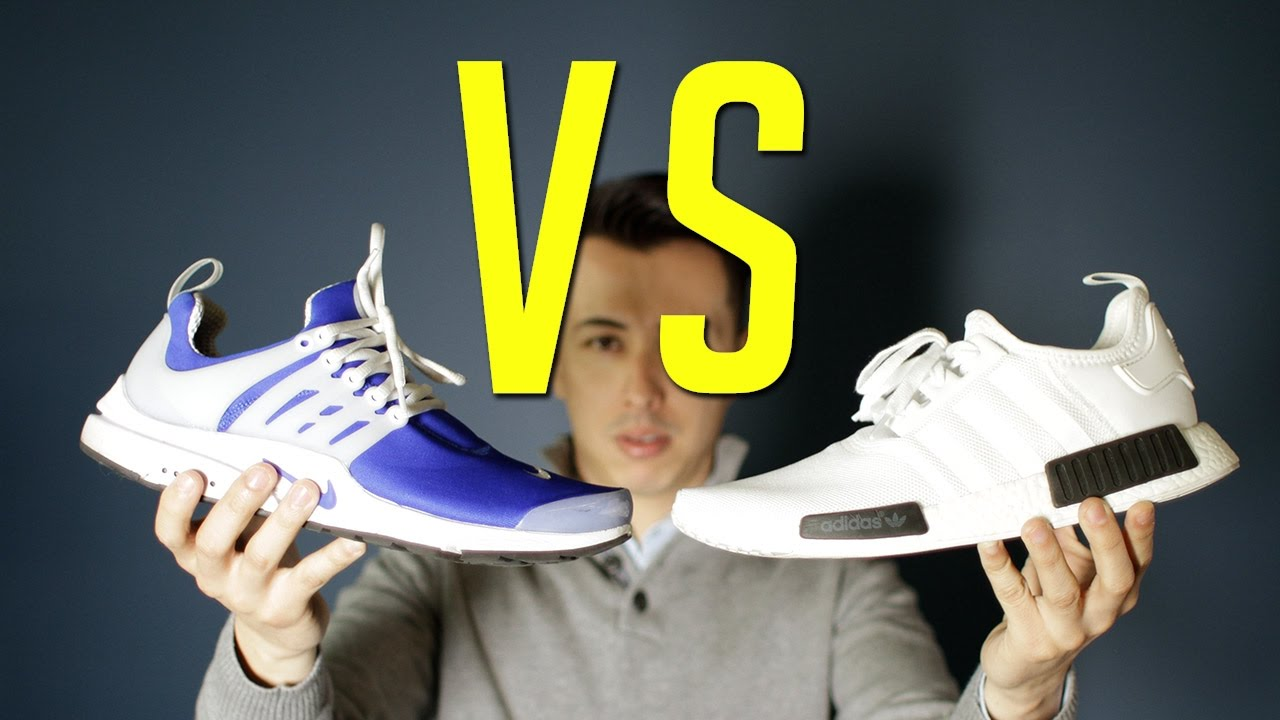 quality design 3d03f b78c1 5 Sneakers Every Guy Should Own    NMD vs PRESTO    Gent s Lounge