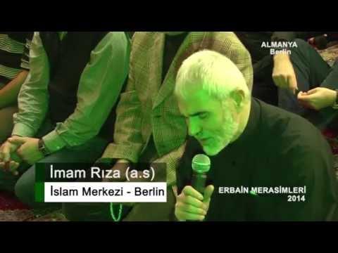 Part 2 / Dua Erbain Ziyareti İmam Rıza İslam Merkezi Berlin
