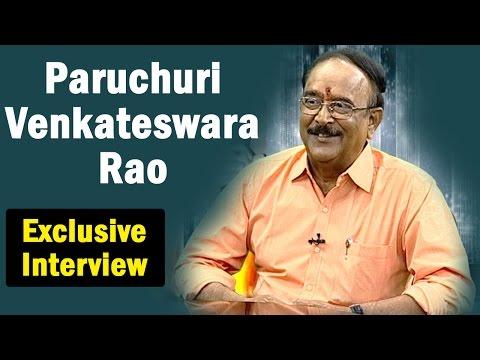 Paruchuri Venkateshwar Rao Exclusive Interview | Weekend Guest | NTV