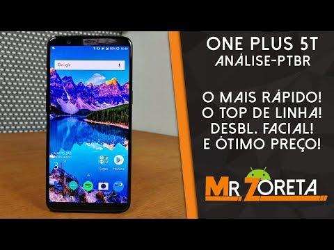 OnePlus 5T - Análise completa - Bate de frente com os TOPs pela metade do preço!