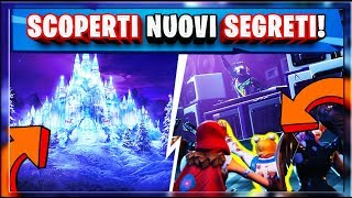 NEW SKIN FORTNITE SEASON 7! NEW ICE CASTLE!
