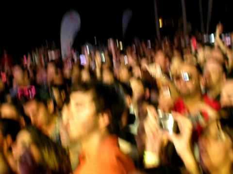 Wisin y Yandel Gistro Amarillo Showcase 2009