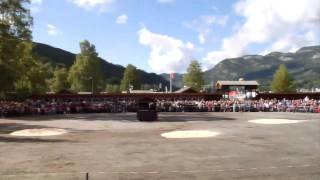 Dyrskun 2010 - Hesteshow Lefdals Rideskole