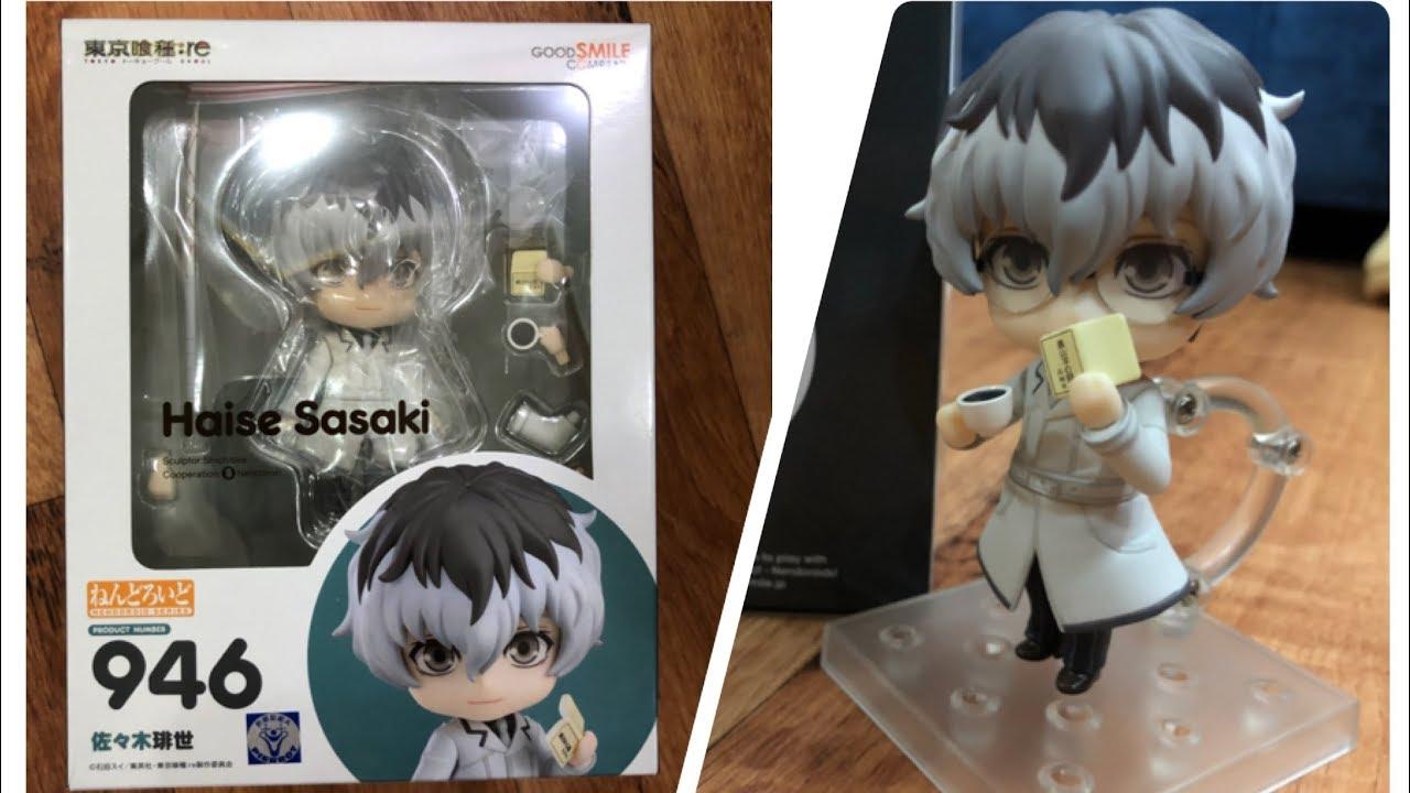 Tokyo Ghoul:Re Haise Sasaki Nendoroid Figure Good Smile Company 946
