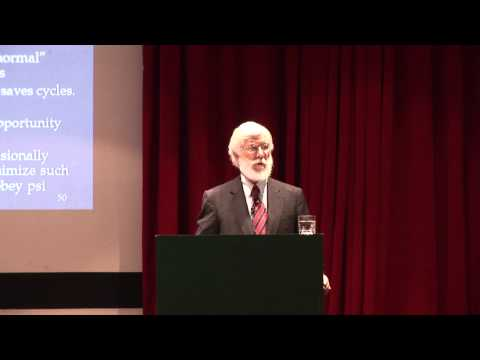 Tom Campbell in Spain: Consciousness The Ultimate Reality 5/13