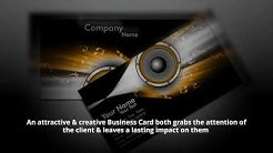 Unique & Creative Business Cards in New Port Richey