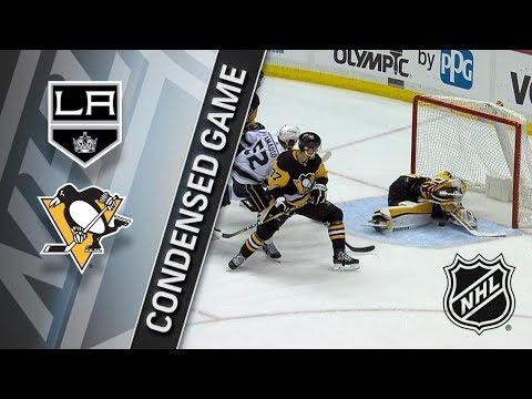 Los Angeles Kings vs Pittsburgh Penguins February 15, 2018 HIGHLIGHTS HD