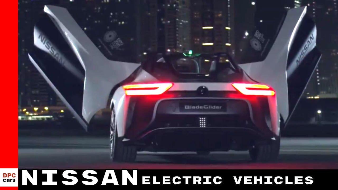 2018 Nissan Leaf & Electric Vehicles At Expo 2020 Dubai ...