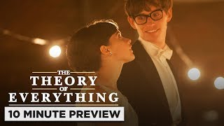 The Theory of Everything | 10 Minute Preview | Film Clip | Own it now on Blu-ray, DVD & Digital