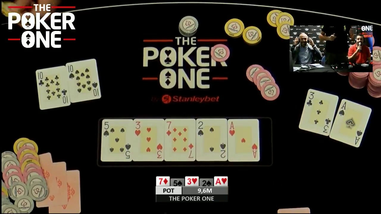 The Poker One 3rd Edition Final Table Youtube