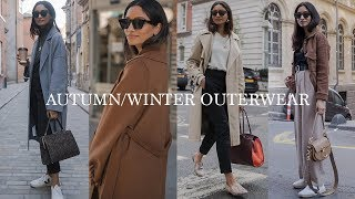 FAVOURITE OUTERWEAR PIECES | AUTUMN & WINTER