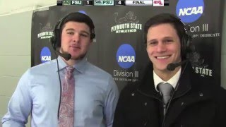 Plymouth State vs. Fitchburg State - Men