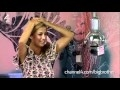 Big Brother | Chantelle Gets a Nasty Bump | Channel 4