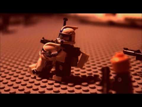 Lego Star Wars Battle On Kamino (unfinished)