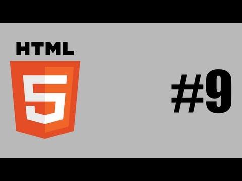 HTML - Forme #9