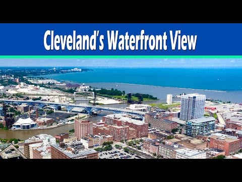 Cleveland's Waterfront View