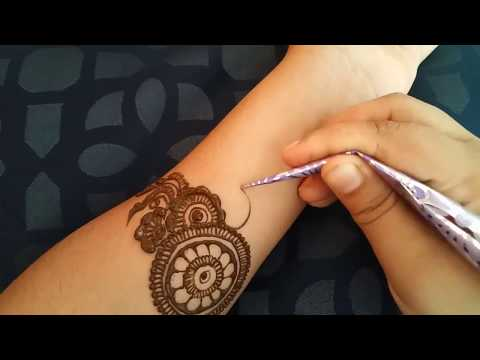Ramazan  special mehndi design #3