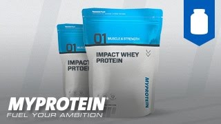 Impact Whey Protein Supplement - Product Benefits & Overview - Myprotein