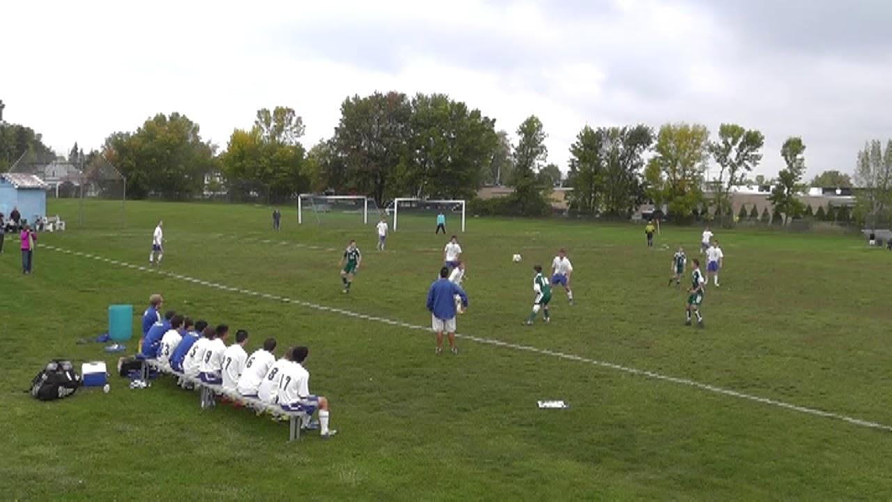 Chazy - Ogdensburg Boys  9-29-12