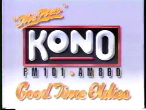 Kono 101 1 Kono Fm San Antonio Tv Commercial 1991 Youtube
