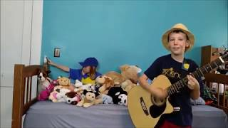 Howl - The Okee Dokee Brothers - 8 Year-Old Finn Phoenix Cover