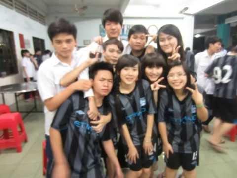 Kỉ niệm lớp 12a3 THPT Hồng Đức năm học 2012-2013