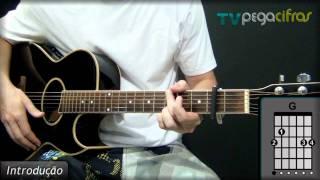 Paula Fernandes - Seio de Minas (Aula de violão) - TV Pega Cifras