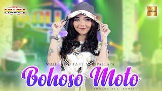 Syahiba Saufa ft New Pallapa - Bohoso Moto (Official Live Music)