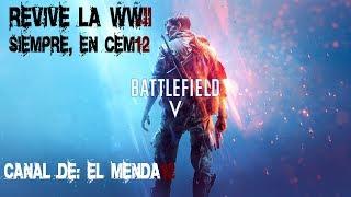 Battlefield V | En Xbox One X #49🇪🇸 (exportado de twitch)