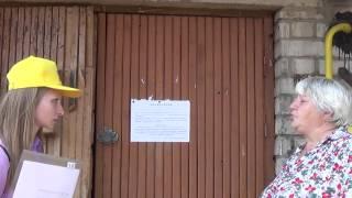 Славск, Вокзальная 14. Благоуствойство подъезда (необъодима подъездная дверь)(, 2015-08-19T10:18:05.000Z)