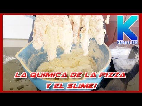 pizza-casera- -química-en-la-cocina- -karen's-lab