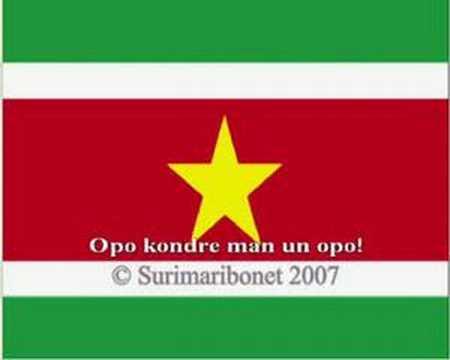 Volkslied van Suriname