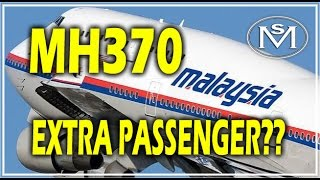 breaking news mh370 had an extra passenger on board