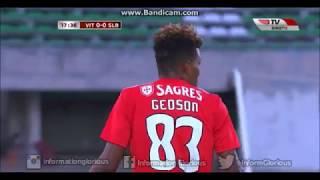 Vitória FC 1-1 SL Benfica (Jogo completo)