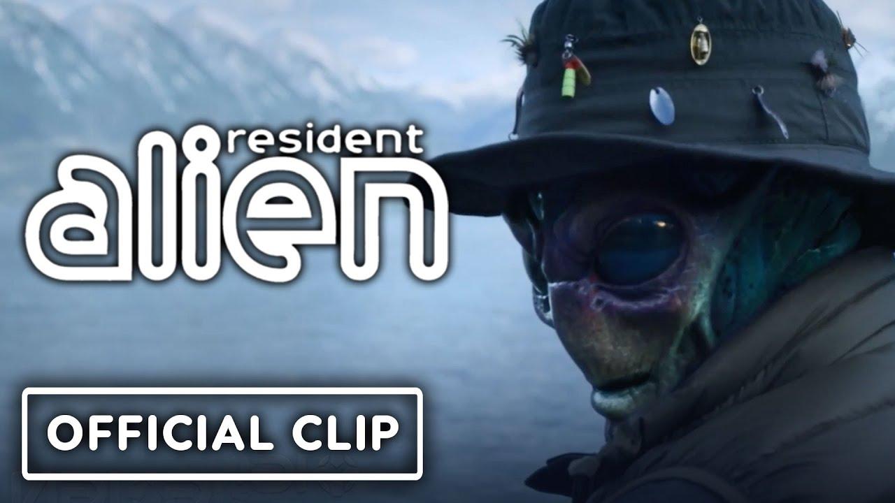 Syfy's Resident Alien