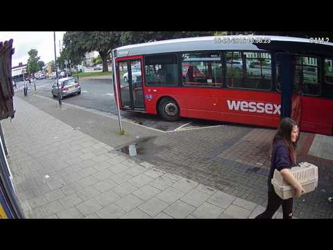 Wessex bus drivers are the worst drivers in Bristol