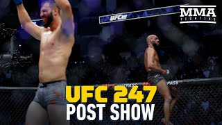 UFC 247 Post-Fight Show - MMA Fighting
