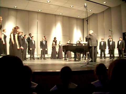 Lakes Highschool Concert- Studio Choir