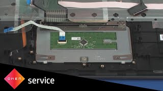 How to Replace the Touchpad Board | OMEN 15-ax000, Pavilion 15-bc000 Laptops | HP