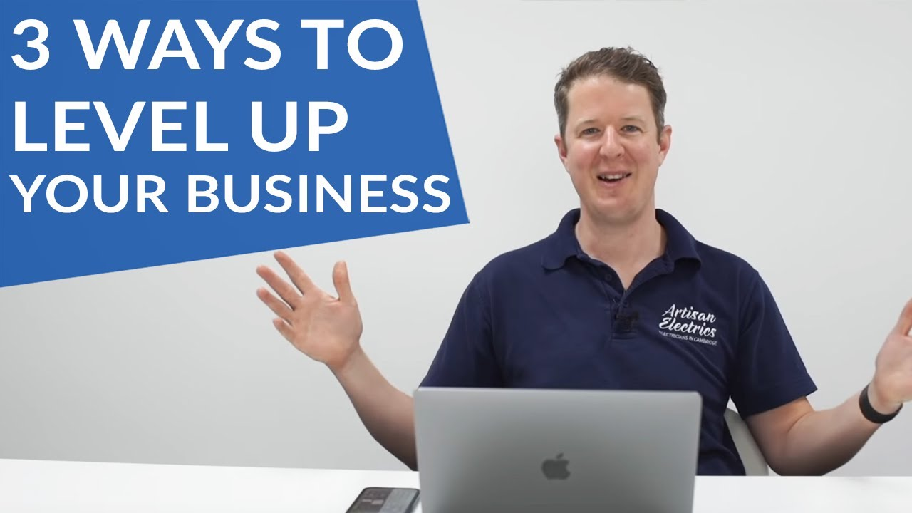 3 Ways to Level Up Your Business in 2021 #shorts